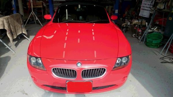 で~けた!BMW Z4