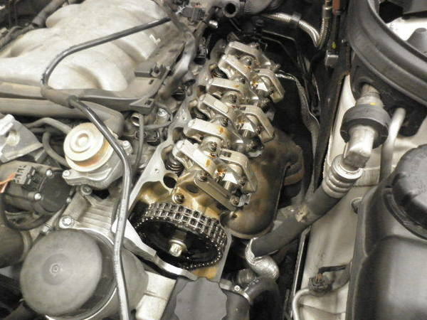 W211車検整備