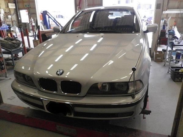 BMW E39オールペイント